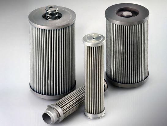 Aeroplane filter system