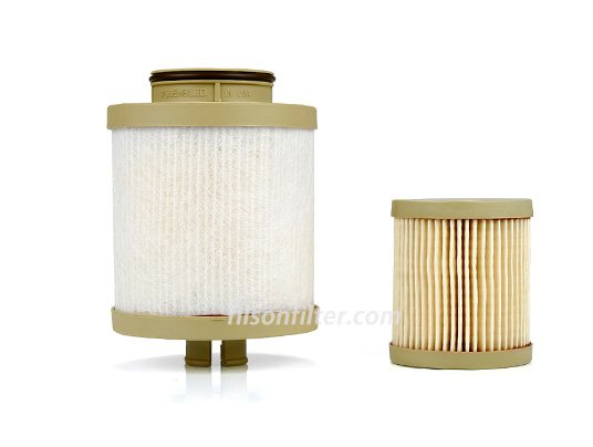 Racor Fuel Filter Element Replacement