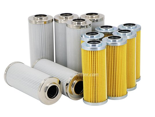 Argo Hydraulic Filter Element Replacement