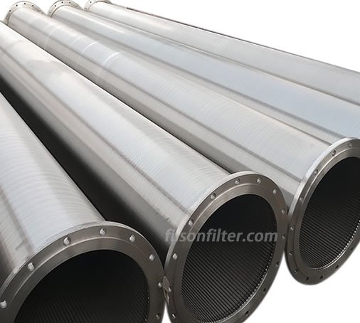 Filson Stainless Steel Wedge Wire Filter Basket