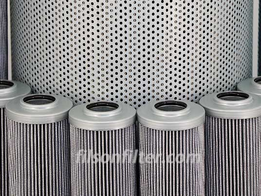 MP Filtri Hydraulic Filter Element Replacement