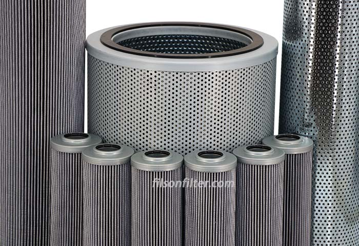 Replacement hyd filter 100% Replace In Dimension and Function