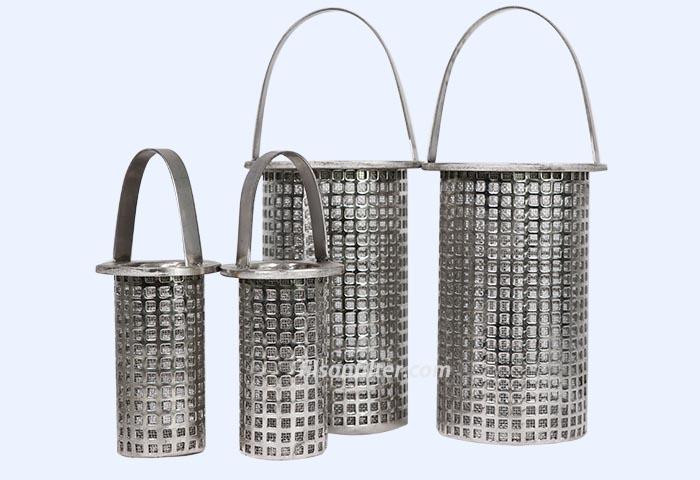 bag filter basket strainer