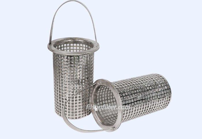 basket filter element