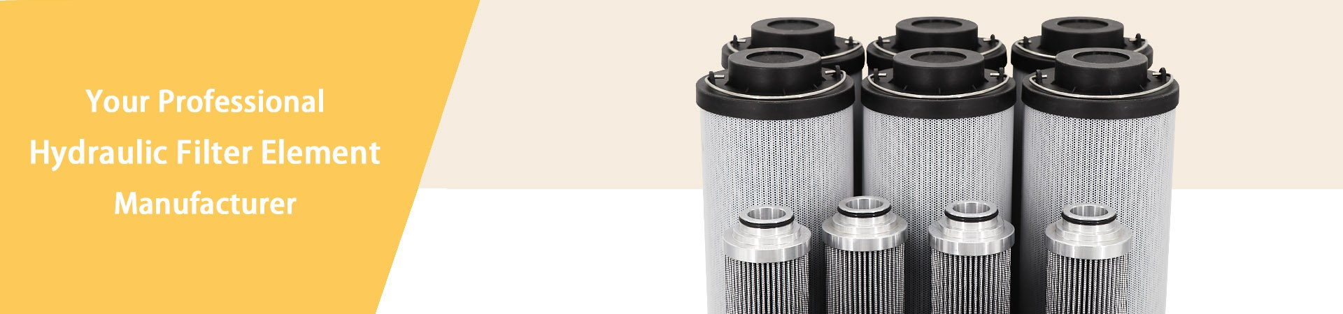 hydraulic filter element video banner