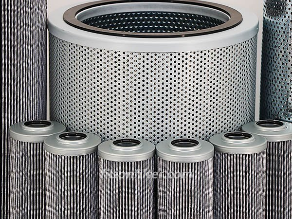 rexroth pleated oil filter material and dimension