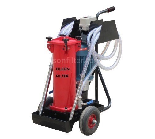 Hydac Filter Cart Replacement