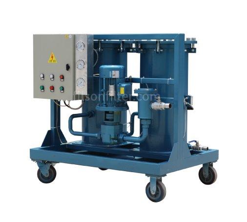 Varnish Removal filtration systems