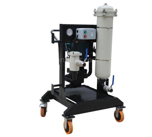 Harvard oil filter cart replacement