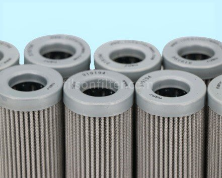 Stauff Glassfiber Filter Element Replacement