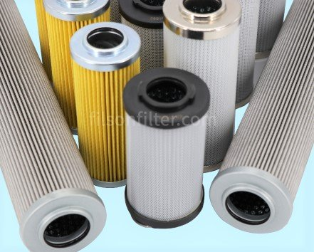 Stauff Hydraulic Filter Element Replacement