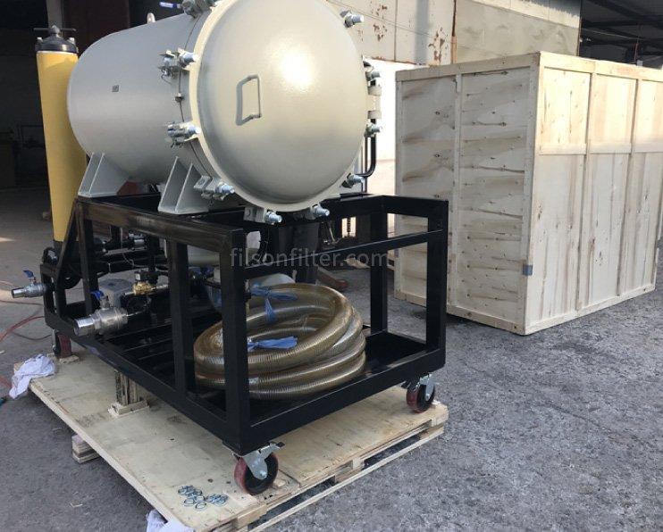 oil filtration unit manufacturers