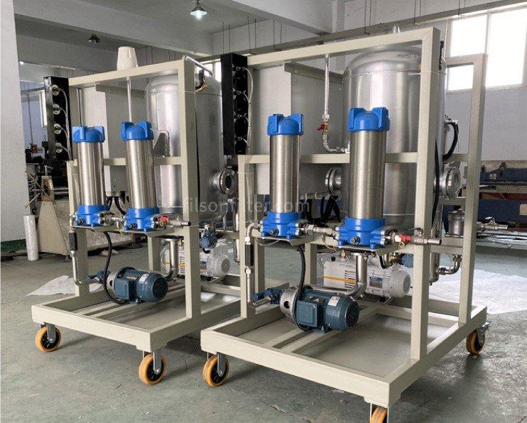 vacuum dehydrator for sale