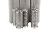Norman element for stainless steel filter housing