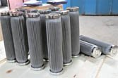 Norman high pressure metal filter cartridge