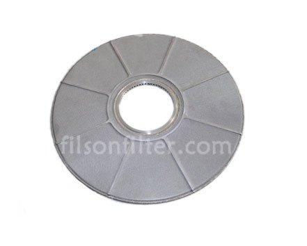 Sintered-Metal-Filter-Disc