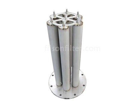 Sintered-Titanium-Filter
