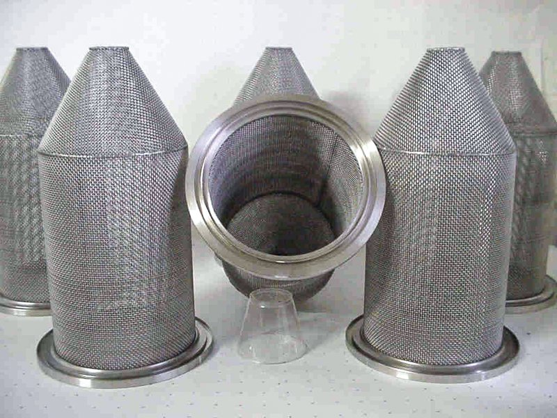 FilSon wire mesh filter