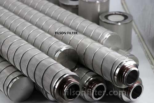 Sintered-metal-filter-manufacturer