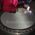 sintered-stainless-steel-sheet-welding-process