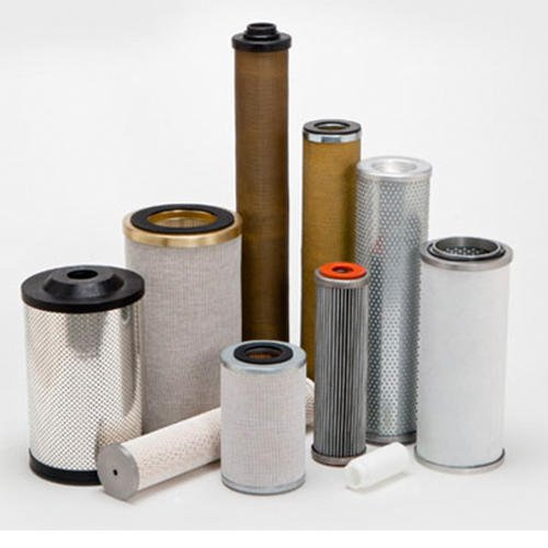 Different types of coalescing filter element
