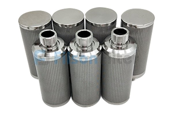 sintered titainum filter