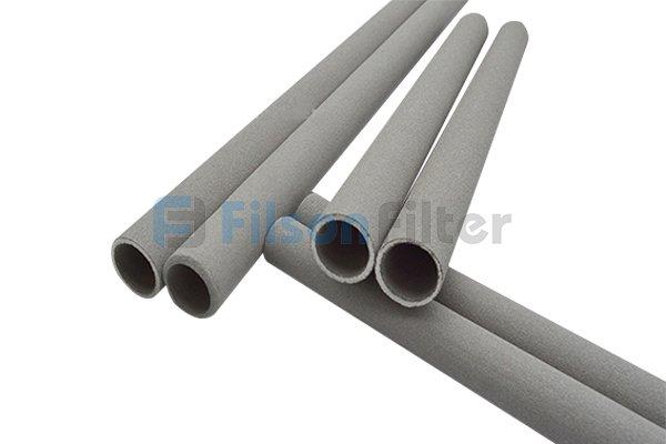 sintered tube filter