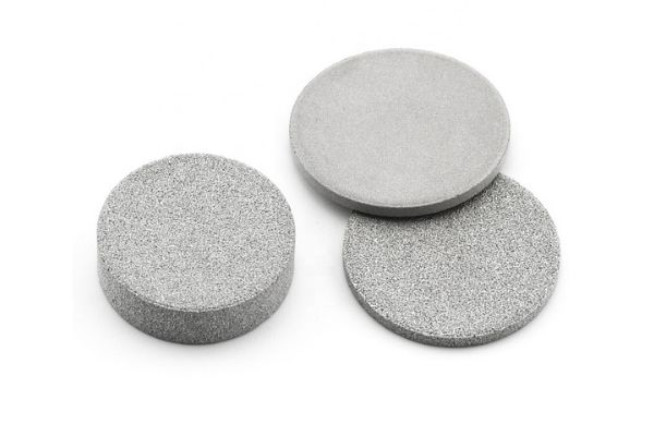 Sintered Metal Disc