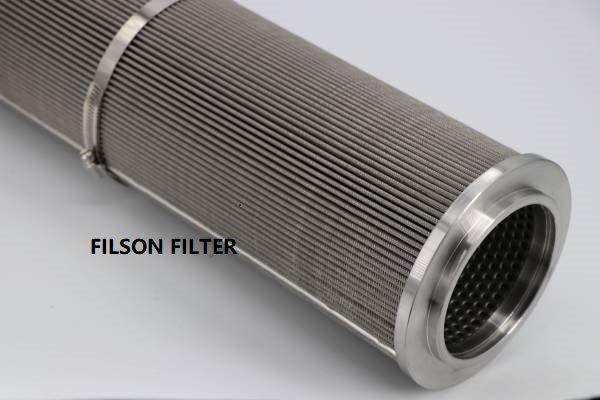 Sintered High Flow Water Filter Cartridge