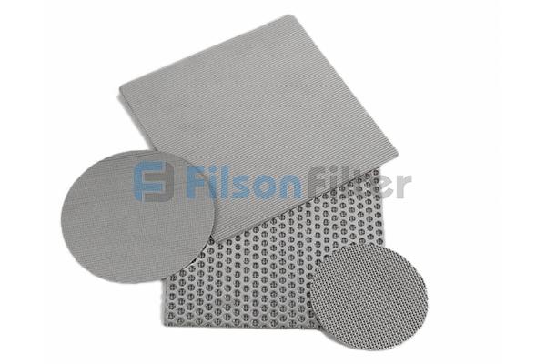 5-layer Sintered Wire Mesh sintered metal wire mesh screen