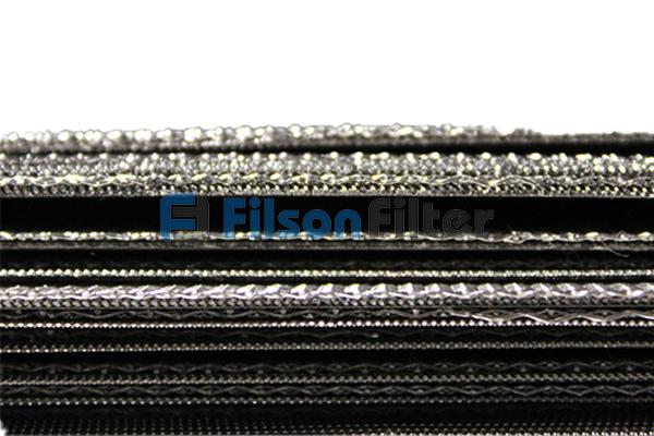 5-layer Sintered Wire Mesh sintered muti-layer wire screen mesh
