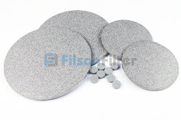 porous stainless steel disc porous disc sintered