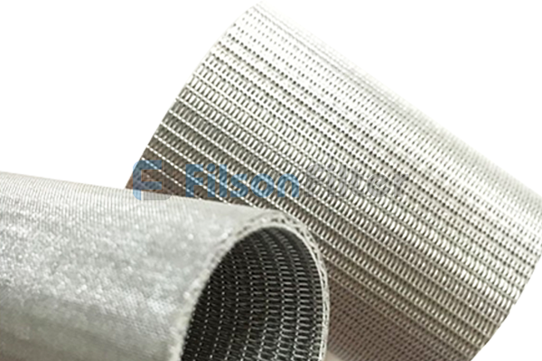 sintered Inconel wire mesh sintered metal screen mesh