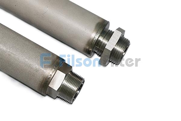 sintered Nickel filter sintered metal filter