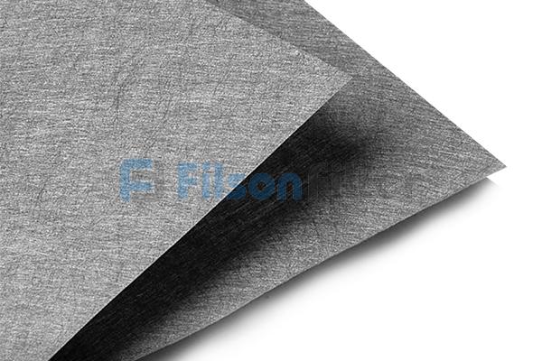 sintered metal sheet sintered fiber felt sheet