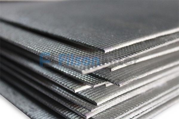 sintered metal sheet sintered stainless steel wire mesh screen