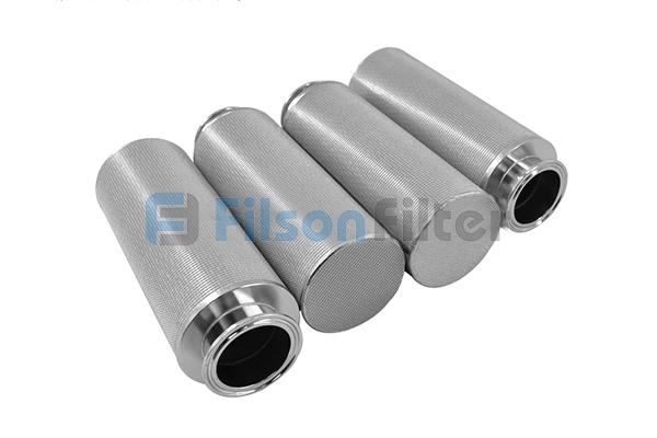 sintered stainless steel mesh filter