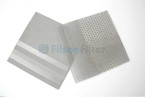 sintered woven wire mesh stainless steel sintered mesh