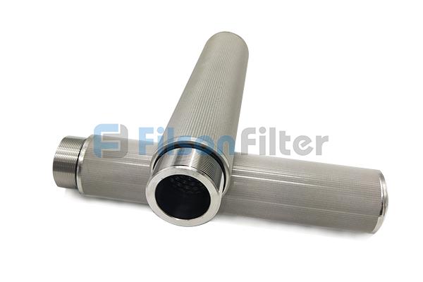 stainless steel sintered mesh filter sintered metal